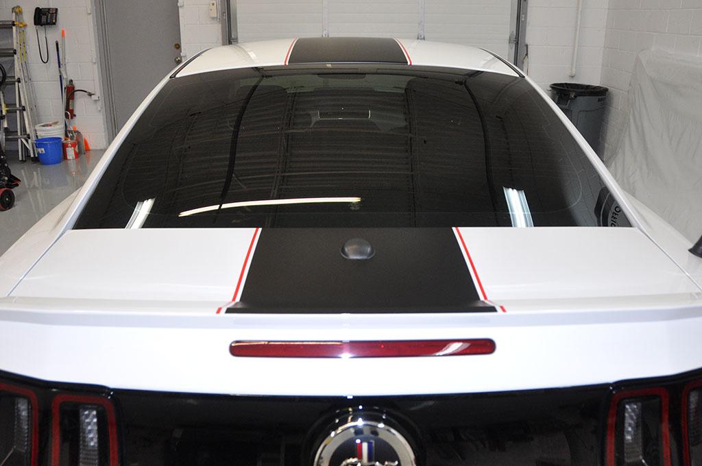 Mustang Racing Stripes Toronto