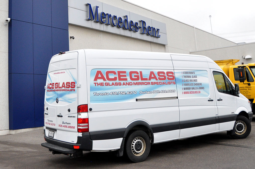 Mercedes Sprinter Wrap